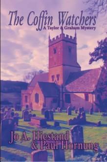 The Coffin Watchers - Jo A. Hiestand, Paul Hornung