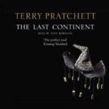 The Last Continent (Discworld, #22) - Terry Pratchett, Nigel Planer
