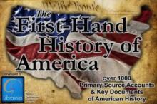 First-hand History of America - Abraham Lincoln, John Adams, Martin Luther King, Alexander Hamilton, Ronald Reagan, Marco Polo, John F. Kennedy, George Washington, James Madison, Packard Technologies