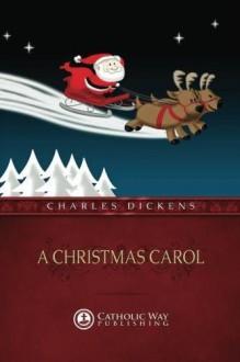 a christmas carol illustrated by john leach - Charles Dickens