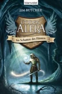 Im Schatten des Fürsten - Jim Butcher, Andreas Helweg