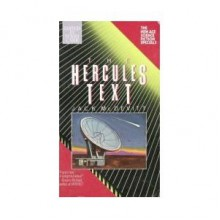 Hercules Text (Ace Science Fiction Special) - Jack McDevitt