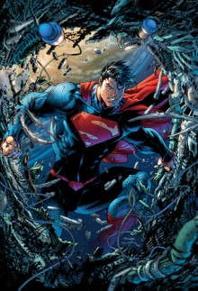Superman Unchained #1 - Scott Snyder, Jim Lee