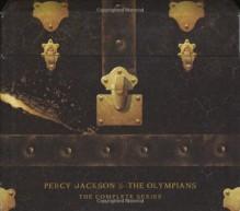 Percy Jackson and the Olympians Hardcover Boxed Set: Books 1 - 5 - Rick Riordan