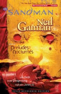 The Sandman Vol. 1: Preludes & Nocturnes - Neil Gaiman