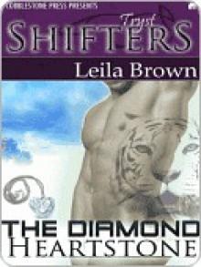 The Diamond Heartstone - Leila Brown
