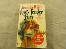 Love`s Tender Fury - Jennifer Wilde