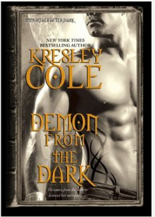 Demon From the Dark - Kresley Cole