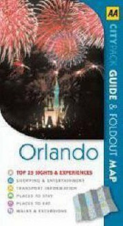 Orlando (Aa City Pack Guides) (Aa City Pack Guides) - A.A. Publishing