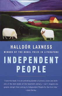 Independent People - John A. Thompson, Halldór Laxness