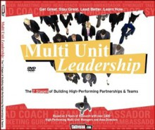Multiunit Leadership: The 7 Stages of Building High-Performing Partnerships and Teams - Jim Sullivan