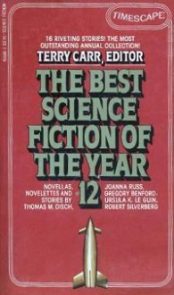 Best Science Fiction Of The Year: No. 12 - Terry Carr