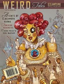 Weird Tales #355 - Wildside Press, Ann VanderMeer, Stephen H. Segal