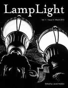 LampLight Vol I Issue III - Jacob Hadon, Kevin Lucia, Matthew Warner, S.R. Mastrantone, Sheri White, Κωνσταντίνος Κέλλης