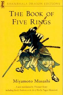 The Book of Five Rings (Shambhala Dragon Editions) - Miyamoto Musashi, Yagyu Munenori