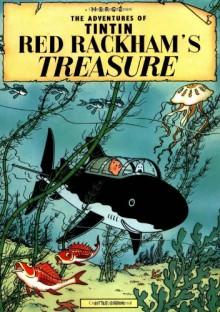 Red Rackham's Treasure - Hergé