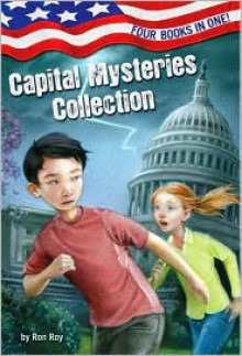 Capital Mysteries Collection: Books 1-4 - Ron Roy
