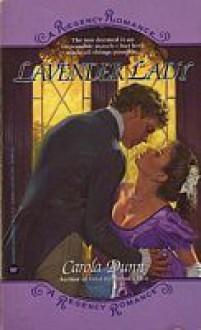 Lavender Lady - Carola Dunn