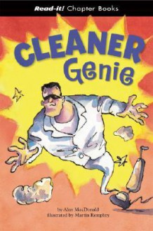Cleaner Genie (Read-It! Chapter Books) (Read-It! Chapter Books) - Alan MacDonald