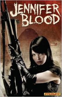 Jennifer Blood, Volume Two: Beautiful People - Al Ewing, Kewber Baal, Eman Casallos