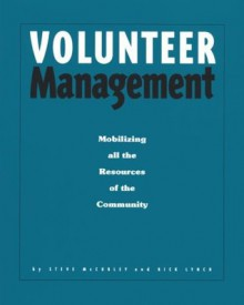 Volunteer Management - Steve McCurley
