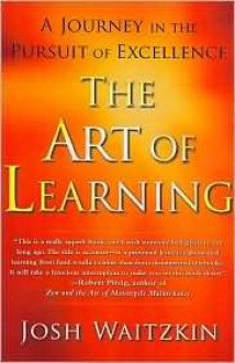 Art of Learning - Josh Waitzkin