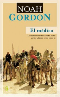 El Medico (Cole Family Trilogy #1) - Noah Gordon