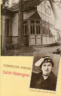 Complete Poems - Edith Södergran
