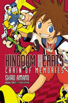 Kingdom Hearts: Chain of Memories - Shiro Amano