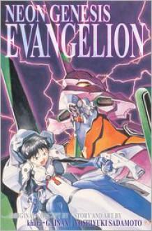 Neon Genesis Evangelion 3-in-1 Edition, Vol. 1: Includes vols. 1, 2 & 3 - Yoshiyuki Sadamoto