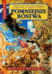 Pomniejsze bóstwa (Świat Dysku, #13) - Piotr W. Cholewa, Terry Pratchett