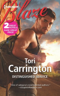 Distinguished Service: Distinguished ServiceEvery Move You Make - Tori Carrington