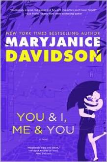 You and I, Me and You (Cadence Jones #3) - MaryJanice Davidson
