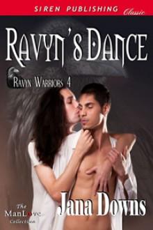 Ravyn's Dance - Jana Downs