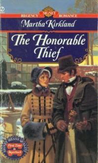 The Honorable Thief - Martha Kirkland