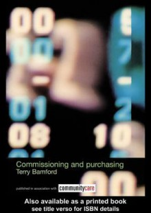 Commissioning and Purchasing - Terry Bamford
