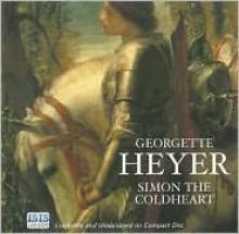 Simon the Coldheart - Ben Elliot, Georgette Heyer