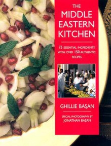 The Middle Eastern Kitchen - Ghillie Basan