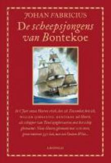 De scheepsjongens van Bontekoe - Johan Fabricius,Suzanne Braam,Dick de Wilde