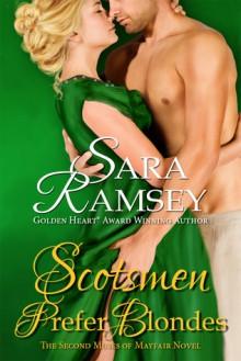 Scotsmen Prefer Blondes - Sara Ramsey