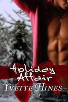 Holiday Affair - Yvette Hines