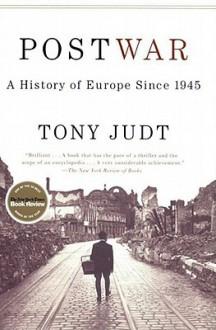 Postwar, Part 2: A History of Europe Since 1945 (Audio) - Tony Judt