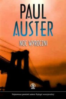 Noc wyroczni - Paul Auster