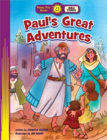 Paul's Great Adventures - Jennifer Holder