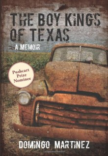 The Boy Kings of Texas: A Memoir - Domingo Martinez