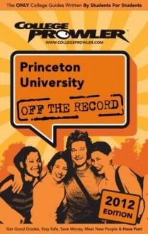 Princeton University 2012 - Kristen McCarthy, Alison Fraser