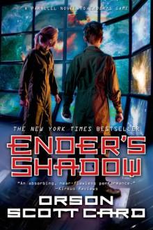 Ender's Shadow - Orson Scott Card