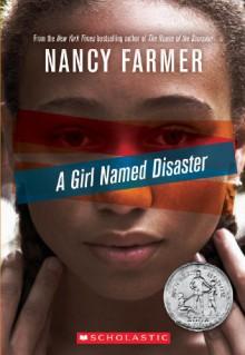 A Girl Named Disaster - Nancy Farmer