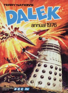 Terry Nation's Dalek Annual 1976 - Edgar Hodges
