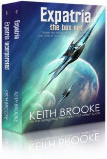 Expatria: the box set - Keith Brooke